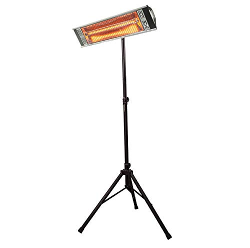 Heat Storm HS-1500-TT Infrared Heater, 6 ft Cord (Tradesman), Tripod
