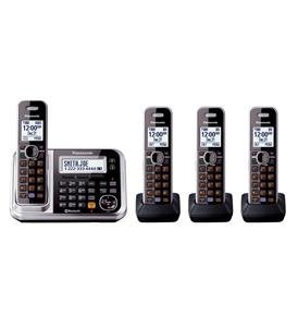 Panasonic KX-TG7874S Link2cell Bluetooth Conv Solution 4 Hs, Office Central