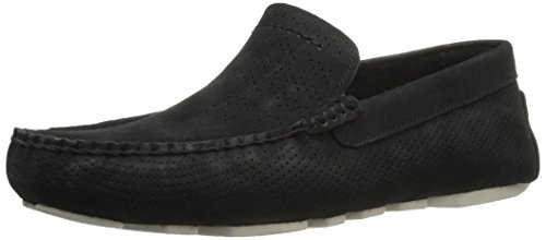 Perf Shoe Boat Stripe Henrick UGG Black Men's qwXtW8