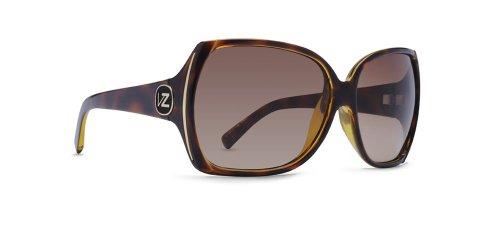 VonZipper Women's Trudie Tort/Gradient Lens - Zipper Von Sunglasses Girls