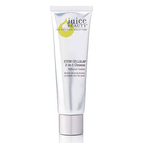 Juice Beauty Stem Cellular 2-in-1 Cleanser Travel Size (Organic Cleanser Juice)