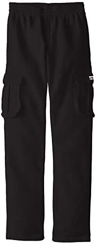 Boys Fleece Cargo Pants STX
