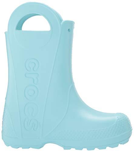 ice De mixte Bleu Blue bottes Enfant Handle It Crocs Pluie 4o9 Stqx8ZWw
