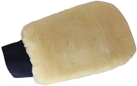Plush Car Wash Mitt Super Soft Synthetic Microfibre Lambswool