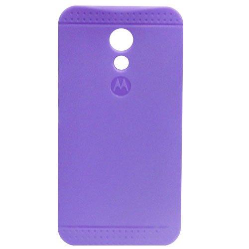 finest selection 2e2ce 3cacf Amaze Mobile Stylish Back Cover For Motorola Moto G2-Purple: Amazon ...