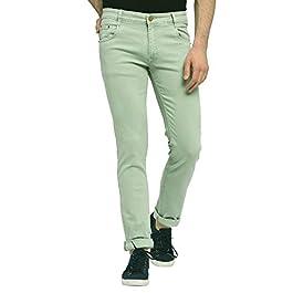 Buy Studio Nexx Men's Regular Fit Stretch Jeans India 2021