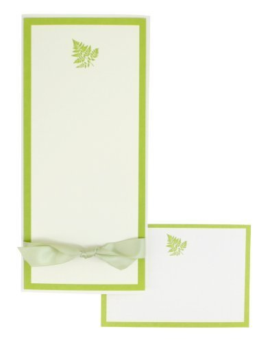 Announcements Housewarming Invitations - GARTNER 86188 Layered Invitation Kit 50-Count - Green Fern