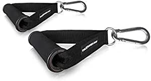 Exercise Equipment Grips Wide Design Handles Pull Rope Handlebar Attachments