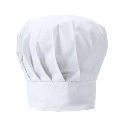 Cappello da cuoco regolabile  Amazon.it  Casa e cucina e147529e9c2c