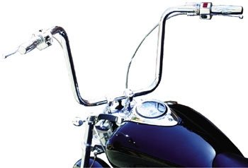 Custom Chrome Motorcycle Accessories - 5