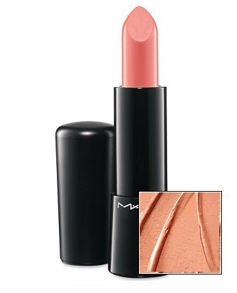 mac mineralize rich lipstick luxe natural