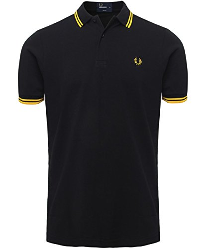 Fred Perry Men's Slim Fit Twin
