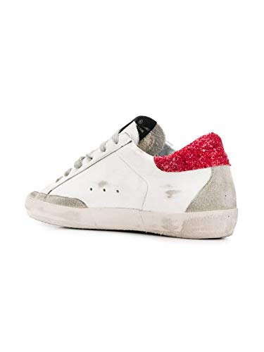 Golden Pelle G34ws590m48 Donna Goose Bianco Sneakers rv1rFI8