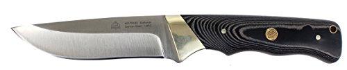 Puma SGB Badlands Micarta Hunting Knife with Ballistic Nylon Sheath