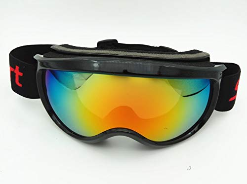 Ski Goggles for Men Women Anti-Fog and Sand-Proof Large Spherical Glasses Climbing Snow Goggles Riding Motorcycle Goggles (Color : Multi-Colored)