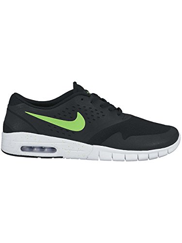 Nike SB Eric Koston 2 Max Schuhe black-flash lime-white - 46
