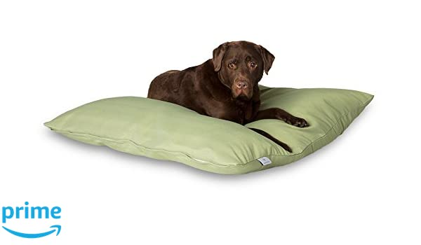 Darling Little Place Cama para Perros, 110 x 110 cm, Grass Solid: Amazon.es: Productos para mascotas