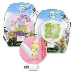 Night Tinkerbell Light Disney (Disney Tinkerbell Night Light (Assorted Styles))