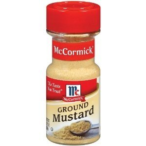 McCormick Ground Mustard 1.75OZ (Pack of 18) by McCormick