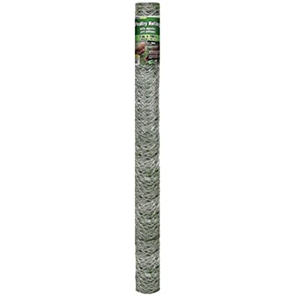 Amazon.com : Mat 308498B 72-Inch by 150-Feet 2-Inch Mesh Galvanized ...
