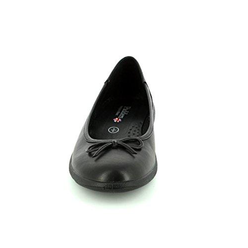 Sandali Donna Punta Padders Black Aperta Roxy 7xYpqY15