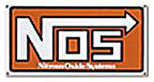 NOS 19306NOS Nitrous Oxide Systems Banner - Banner System