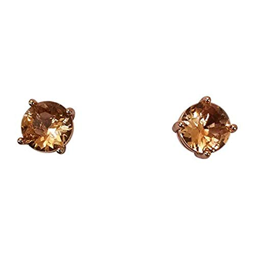 Kate Spade Blush Rose Gold Pearl Stud Earrings
