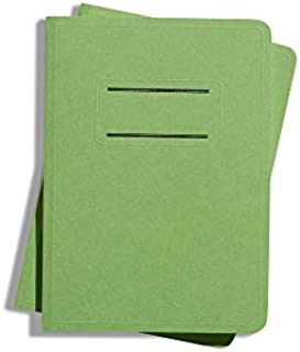 product image for Shinola Journal, Paper, Ruled, Green (3.75x5.5): Pack of 2