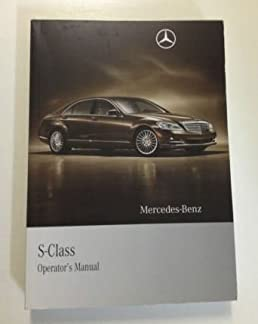 2010 mercedes benz s class s550 s600 s models owners manual oem book rh amazon com 2010 s550 owner's manual 2010 s550 owner's manual