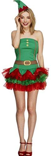 (Fever Elf Costume Small)