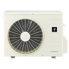 シャープ 【標準設置工事費込み】14畳向け 自動お掃除付き 冷暖房インバーターエアコン KuaL プラズマクラスターエアコン ホワイト AYH40EE6S