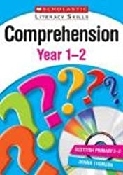 Comprehension: Years 1 and 2 (New Scholastic Literacy Skills)
