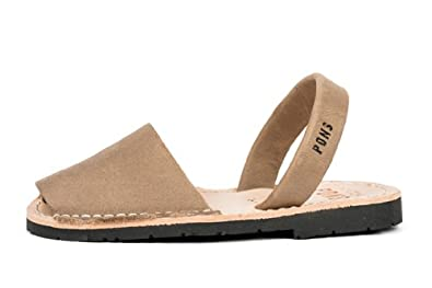 b0014bebe39 Image Unavailable. Image not available for. Color  Avarca Pons Classic Kids  Sandals ...