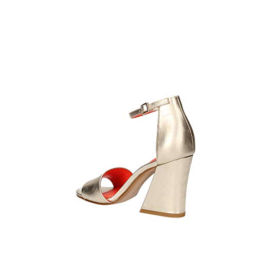 Ps19wf095 For Women's What Sandali Gold 8xT65Aan