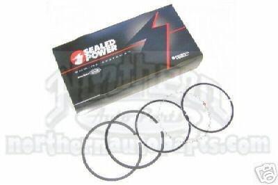 Pro Piston Ring Set (Sealed Power R8902-30 Piston Ring Set)