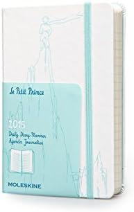 Moleskine Le Petit Prince Daily Diary - Planner 2015, Tascabile