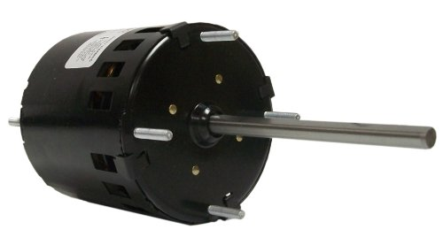Fasco D130 3.3-Inch Diameter Shaded Pole Motor, 1/40 HP, 115 Volts, 1500 RPM, 1 Speed, 1 Amps, CW Rotation, Sleeve Bearing