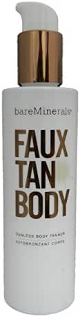 Faux Tan Body Sunless Tanner, 6 Ounce
