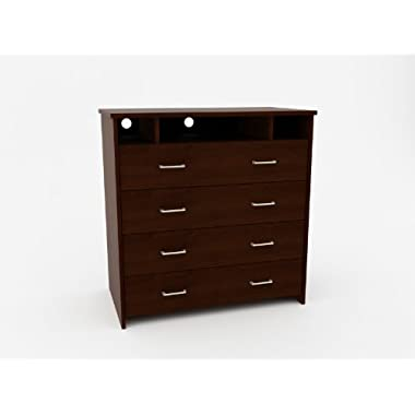 Altra Bellwood Media Chest, Black Forest