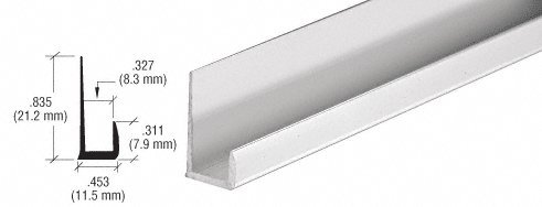 crl-satin-anodized-standard-5-16-j-channel-12-ft-long