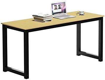 Brilliant Stylish Computer Desk Modern Writing Desk Oak