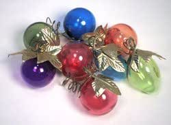 TIPPERS - DECORATIVE GLASS BALLS