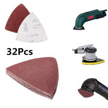 iece Sandpaper Assorted Sander Random Orbital - 1PCs ()