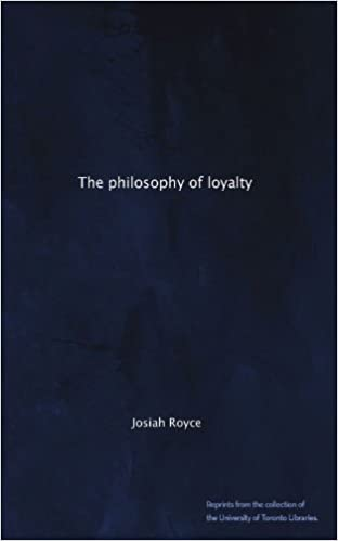Téléchargement gratuit de livres à partir de google booksThe philosophy of loyalty by Josiah Royce in French PDF ePub