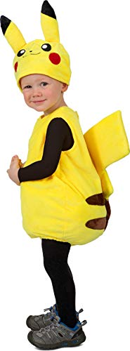 Pikachu Toddler Costume - Baby 18-24]()