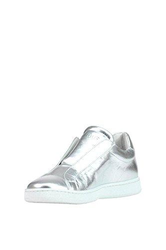 MCGLCAK03096E Argento Sneakers Donna DONDUP Pelle TqwPZZE