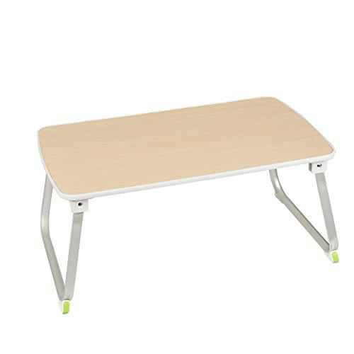 """Folding Lap Desk - Portable TV Tray, Serving Breakfast in Bed, Laptop Desk - 23.5"""""""