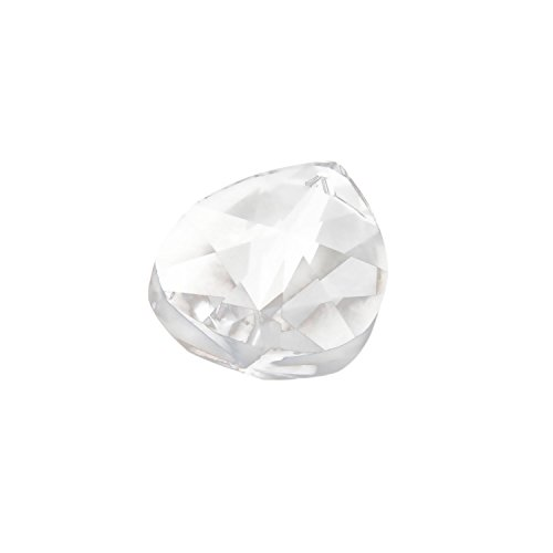 50mm Asfour Teardrop Crystal Prisms #873-50 (Crystal Teardrop Prisms)