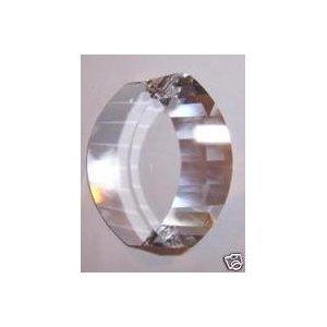 (Swarovski Strass Crystal View Energy Gate -Logo Etched 50mm)