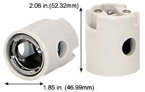 (Replacement For DAMAR MED PREFOCUS SOCKET (P28S) Socket)